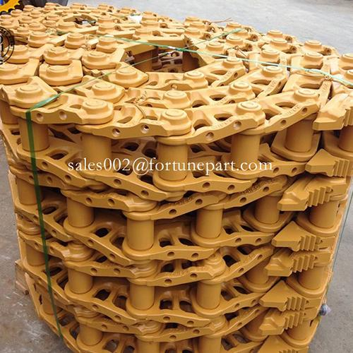 Caterpillar dozer undercarriage parts track chain