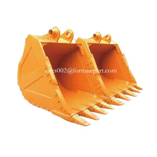 Cat Excavator heavy duty rock bucket