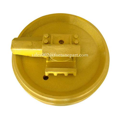 Crawler dozer undercarriage parts track idler